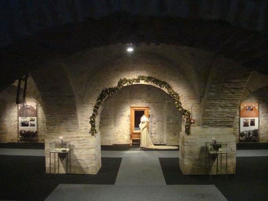 Residence of Princess Ljubica (Konak Kneginje Ljubice : the basement