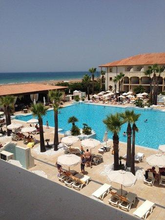 Iberostar Andalucia Playa: vistas desde la terraza