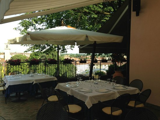 Ristorante Belvedere: la nostra terrazza