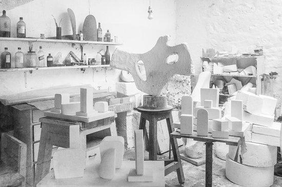 Barbara Hepworth Museum and Sculpture Garden: Barbara Hepworth Studio