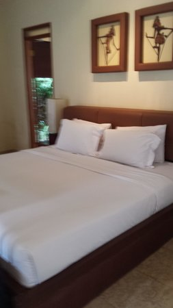 Mutiara Bali Boutique Resort & Villas : main bedroom