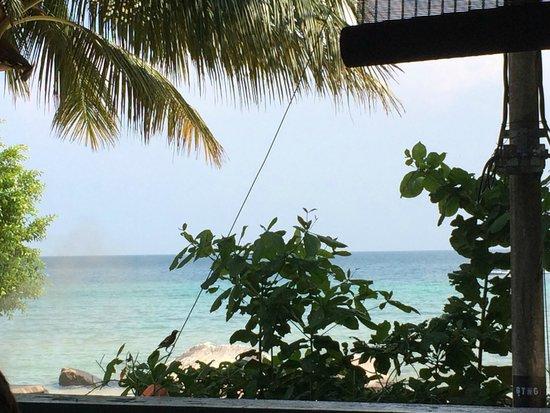 Melina Beach Resort Pulau Tioman Malaysia: Sur la plage