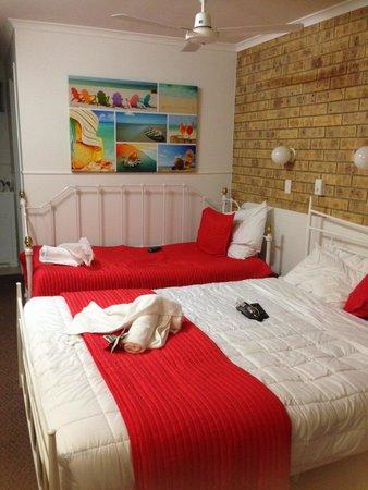 Beerwah Motor Lodge: Room 1
