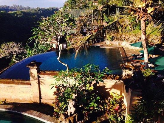 Pita Maha Resort and Spa: view from our villa