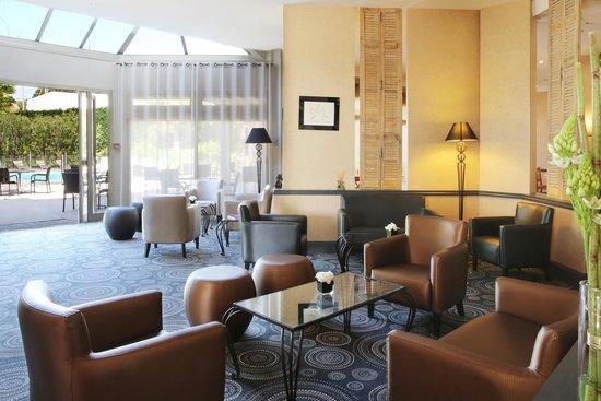 BEST WESTERN Hotel Elixir Grasse : Bar