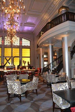 Hotel Le St-James: XO restaurant