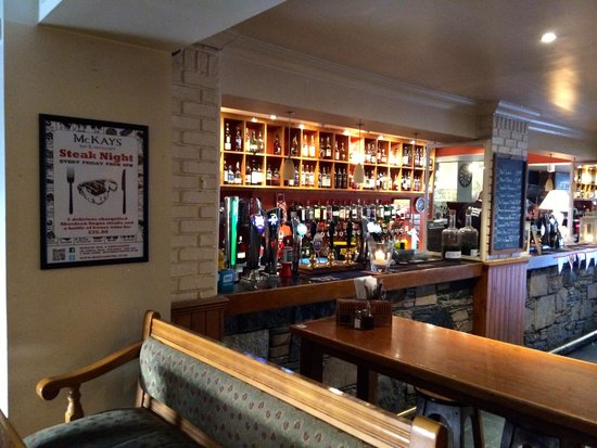 McKays: Bar