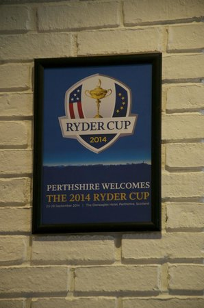 McKays: Ready to welcome Ryder Cup visitors