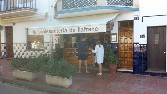 La Croissanteria de Llafranc