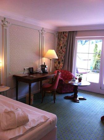Stock Resort: la nostra stanza