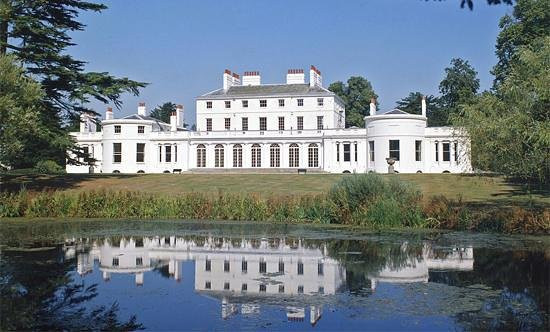 Windsor, UK : Frogmore House