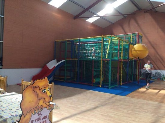 Rockhill Holiday Park: Soft play