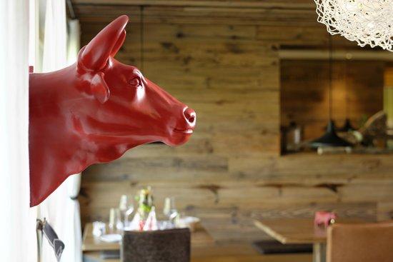 Aspen Alpin Lifestyle Hotel Grindelwald: Restaurant