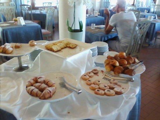 Hotel Palau: colazione