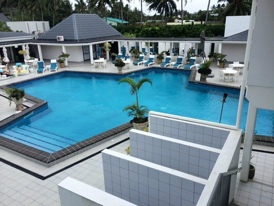 Muri Beach Club Hotel: Hotel pool