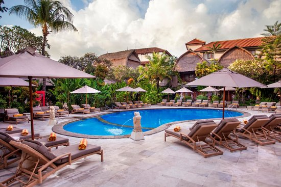 Ramayana Resort & Spa: Main Swimming Pool
