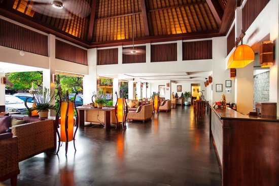 Ramayana Resort & Spa: Main Lobby