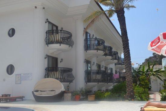 Orange Butik Hotel: Hotel
