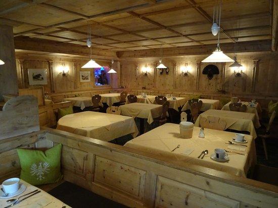 Hotel Fahrner: salle a manger