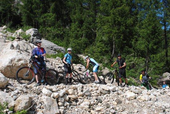Wellnesshotel Erica: Biketour mit Christian