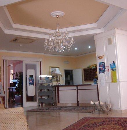 Hotel Santa Lucia: Отель