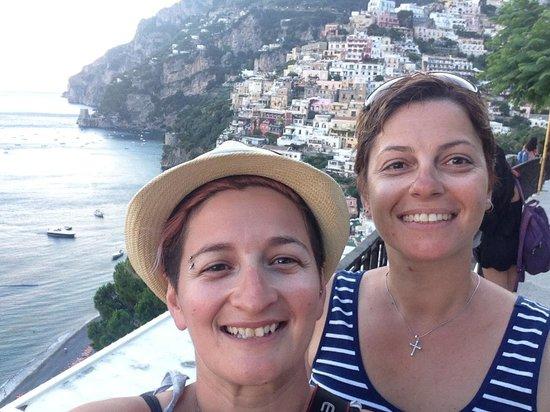 Villa Maria Antonietta: Positano and it's beauty ...!