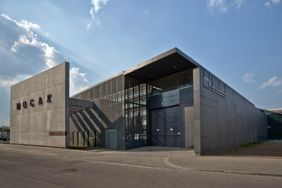 MOCAK Museum of Contemporary Art in Krakow