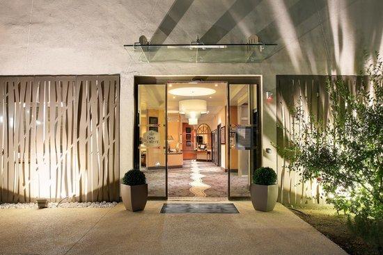 BEST WESTERN Hotel Elixir Grasse : Hall d'accueil