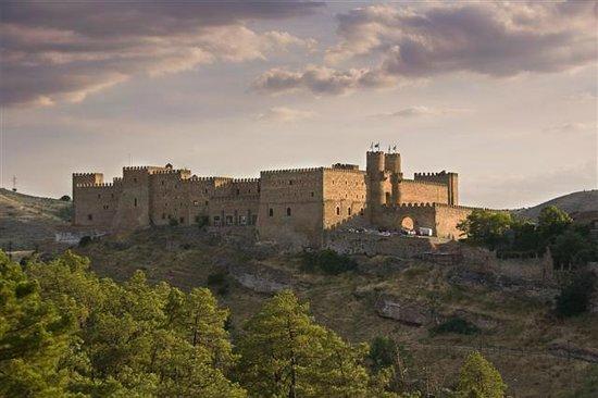Parador de Siguenza : Parador Castillo de Sigüenza