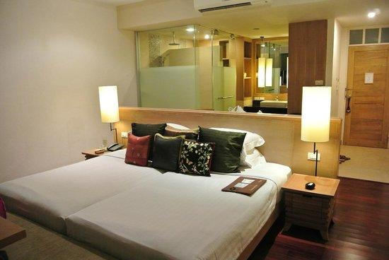 Pakasai Resort: ห้องนอนสบายๆ