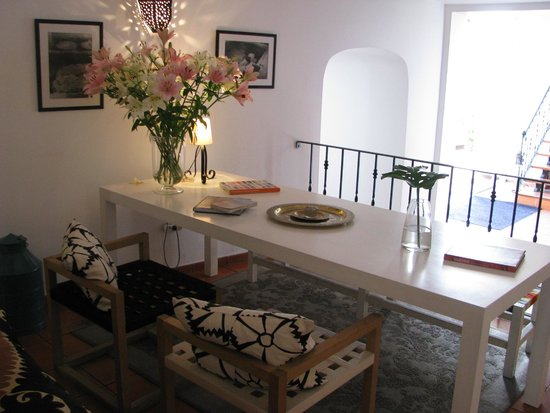 Albergaria do Calvario: lounge