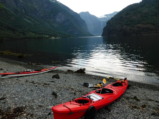 Njord - Seakayak and Wilderness Adventure Day Tours: Our kayaks