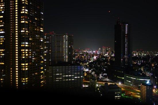 Sunshine City Prince Hotel : great night view