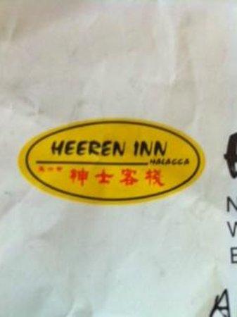Heeren Inn: Hotel