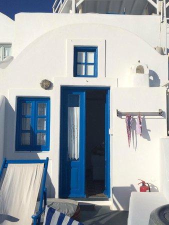 Artemis Villas: Our lovely room