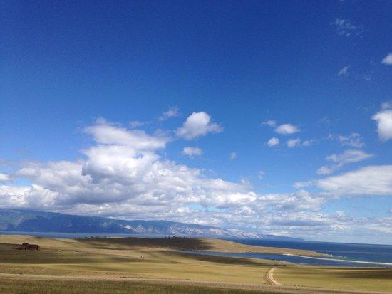 Baikal View Hotel: Вид