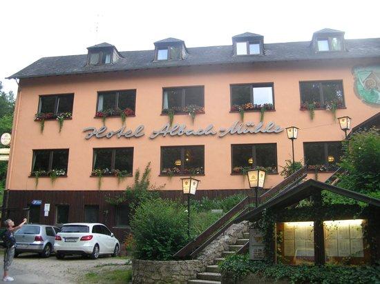 Wasserliesch, Almanya: L'hôtel