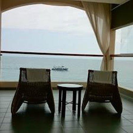 Bull Dorado Beach & Spa : 5th Floor Bar overlooking the Sea