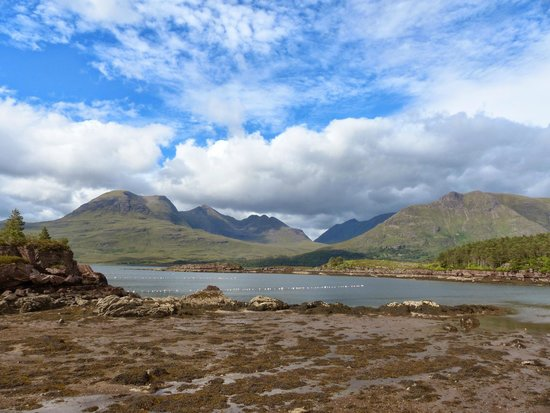 The Torridon Inn: Le Loch Torridon