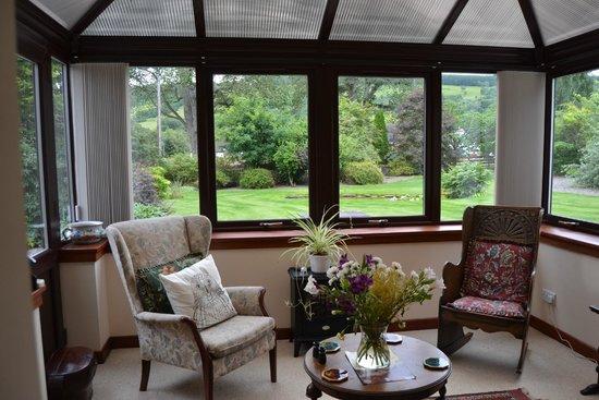 Kilmore Farmhouse: Porche