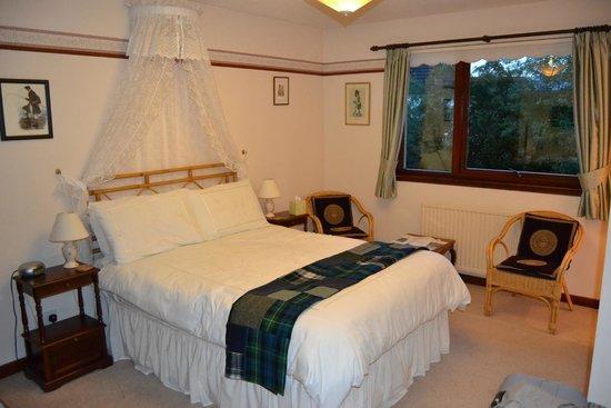 Kilmore Farmhouse: Dormitorio