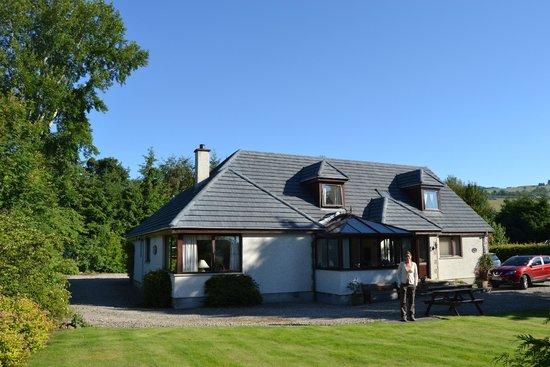 Kilmore Farmhouse: La casa