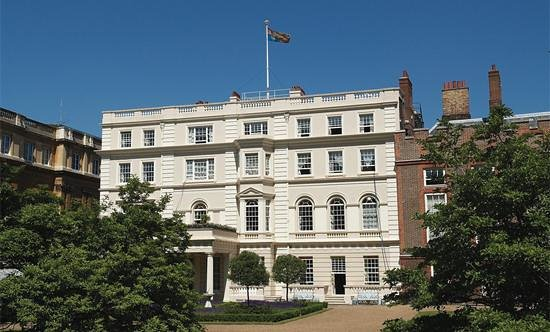Who Lives In A House Like This Clarence House London Traveller