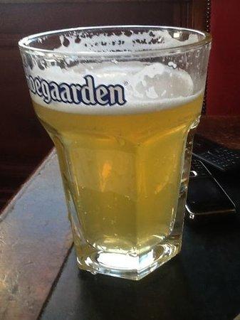 De Post Belgian Beer Cafe : lovely beer