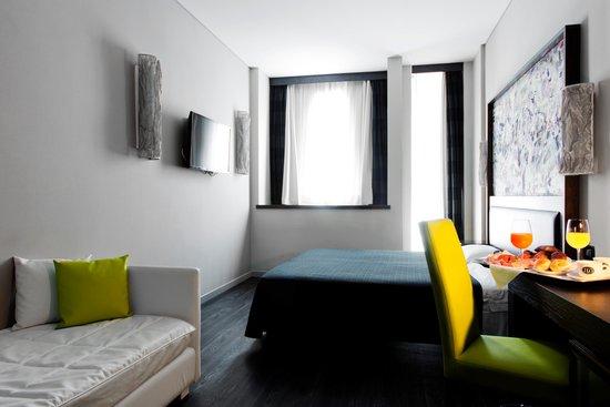 Twentyone Hotel: triple