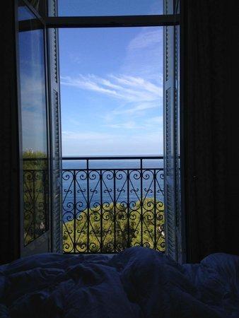 Grand-Hotel du Cap-Ferrat: View from Room 203