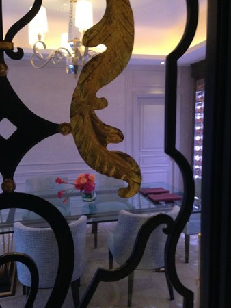 Grand-Hotel du Cap-Ferrat: Private Dining at Le Cap