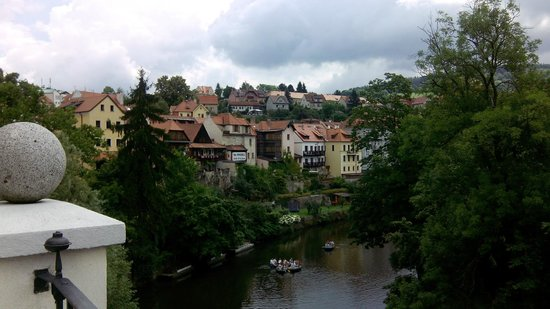 Historic Center of Cesky Krumlov : Beautiful Krumlov