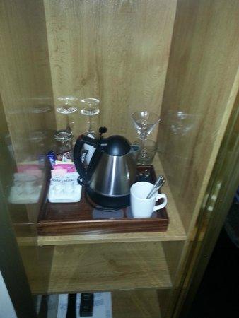 Melia White House: Cafe de courtoisie