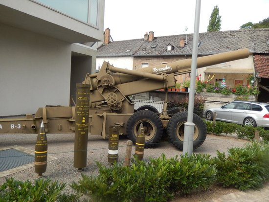 National Museum of Military History : Mortira